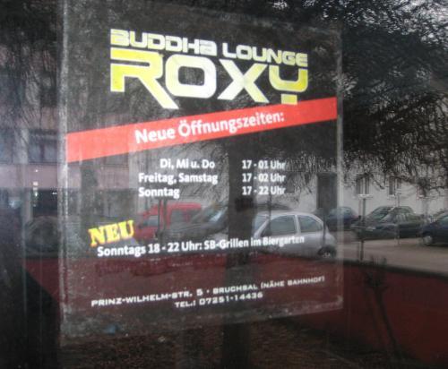 ROXY nach dem Aus